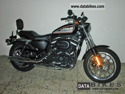 2007 Harley Davidson  R XL 883, XL 883 Motorcycle Motorcycle photo