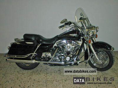 2001 Harley Davidson  FLHR, Road King Motorcycle Tourer photo