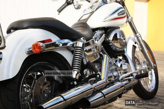 2006 Harley Davidson  Dyna FXD35 - 35th Anniversary 1st Hand, ORIGINAL Motorcycle Chopper/Cruiser photo