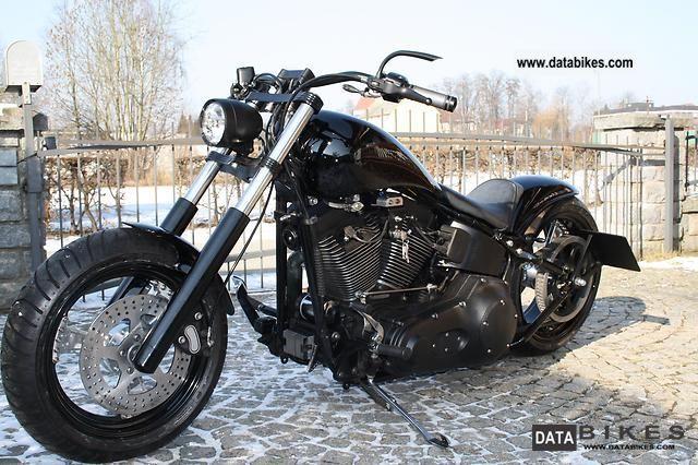 Harley Davidson  Night Train 2000 Chopper/Cruiser photo