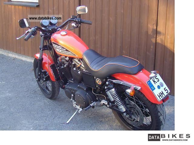 Harley Davidson  XL 883 R Sportster 1200cc kit 2002 Chopper/Cruiser photo