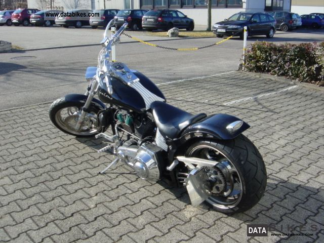 1997 Harley Davidson  SCS S40B Motorcycle Other photo