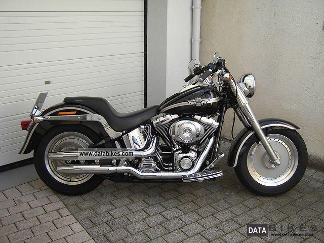 2003 Harley Davidson Fat Boy 100 years of model