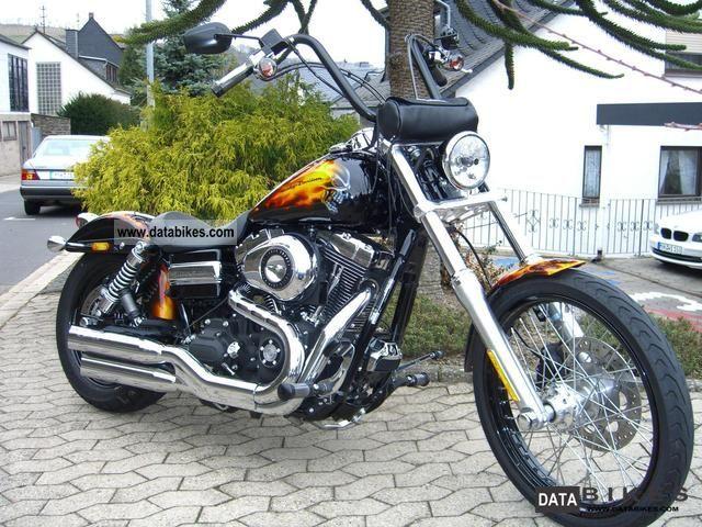 Harley Davidson  Dyna Wide Glide 2011 Chopper/Cruiser photo