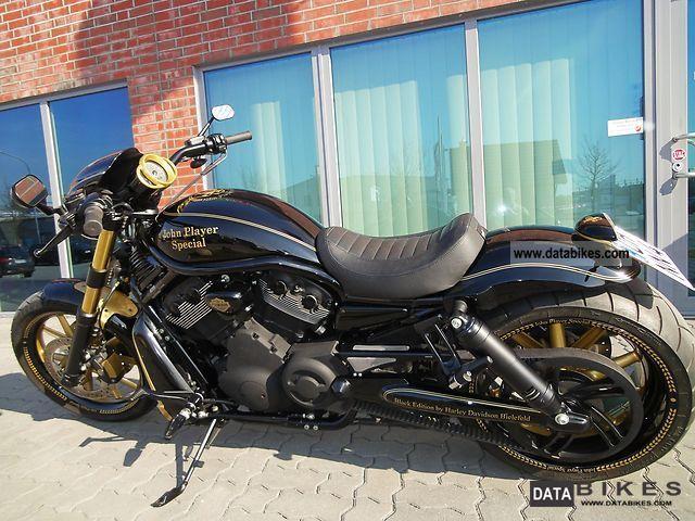2007 Harley Davidson  V-Rod - VRSCD Motorcycle Chopper/Cruiser photo