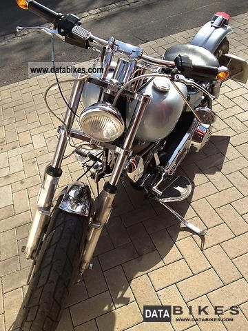 Harley Davidson  FXS Shovelhead 1978 Vintage, Classic and Old Bikes photo