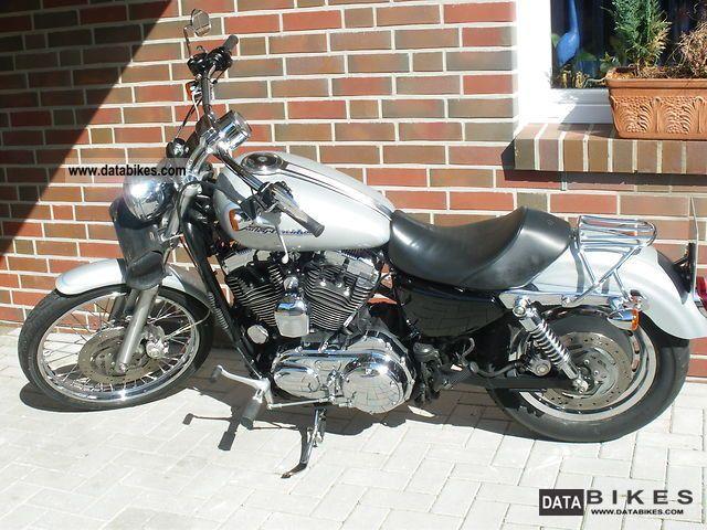 2005 Harley Davidson  XL2, Sportster 1200 C Motorcycle Chopper/Cruiser photo