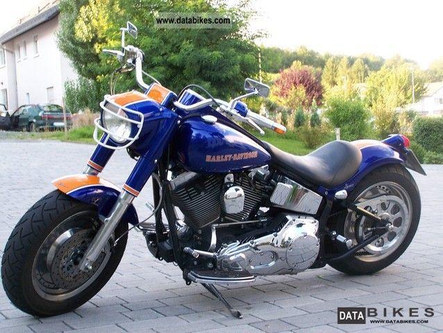 Harley Davidson  Fat Boy - Conversion 2000 Chopper/Cruiser photo