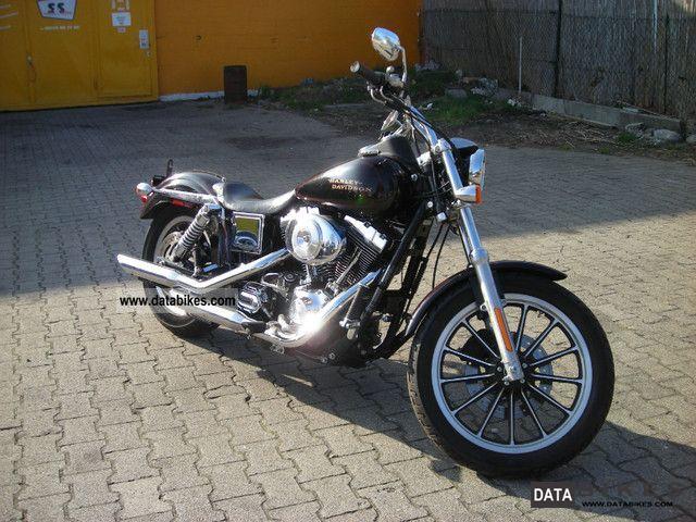 2002 Harley Davidson  Dyna Lowrider Motorcycle Chopper/Cruiser photo