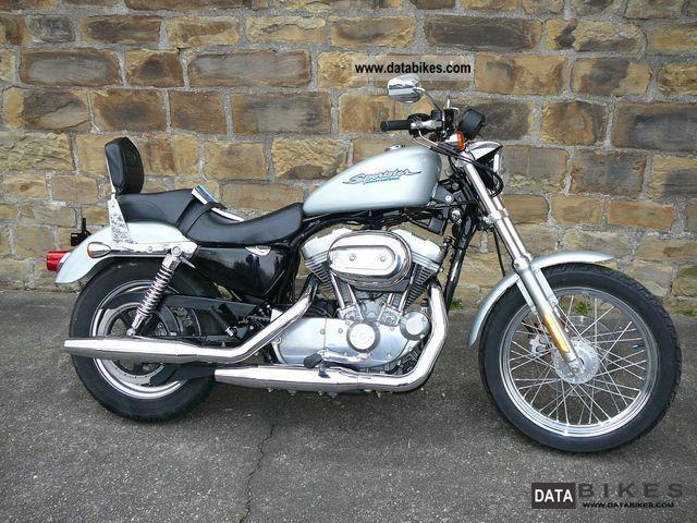 Harley Davidson  XL 883 Sportster 2005 Chopper/Cruiser photo