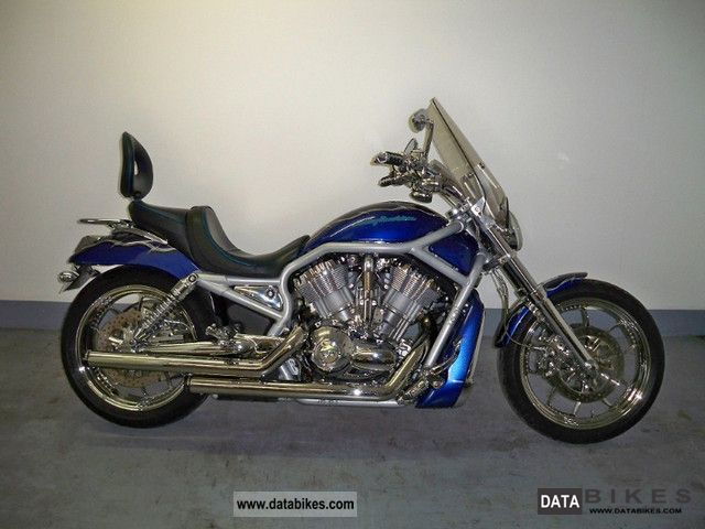 2003 Harley Davidson  V-Rod V Rod Street Rod Street Rod Motorcycle Chopper/Cruiser photo