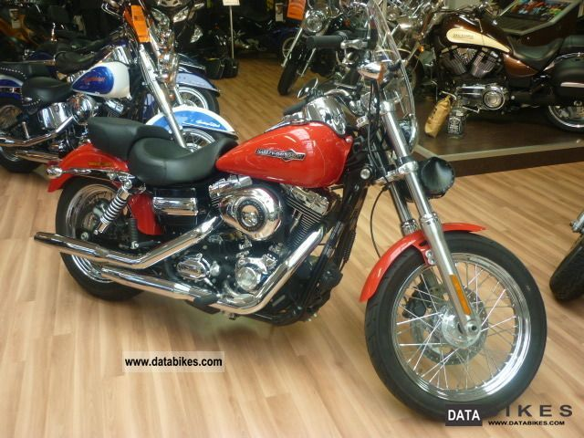 2011 Harley Davidson  Dyna Super Glide Custom GHABCO Motorcycle Chopper/Cruiser photo