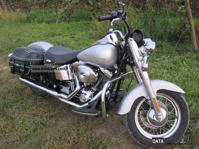 2000 Harley Davidson  Heritage Softtail Motorcycle Chopper/Cruiser photo
