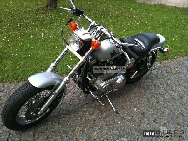 1995 Harley Davidson  1200 Sportster XL / 2 Motorcycle Chopper/Cruiser photo