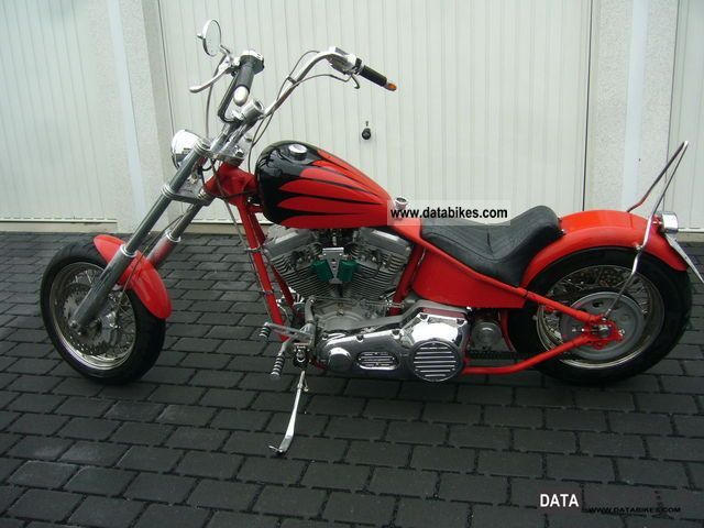 Harley Davidson  DIY 2001 Chopper/Cruiser photo