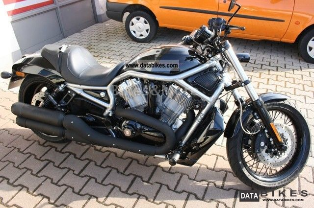 2010 Harley Davidson  V Rod Motorcycle Chopper/Cruiser photo