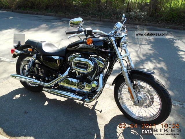 2007 Harley Davidson  Sportster 1200 Low Motorcycle Chopper/Cruiser photo