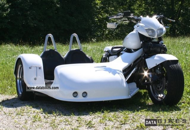 1991 Harley Davidson  FXR team Motorcycle Combination/Sidecar photo