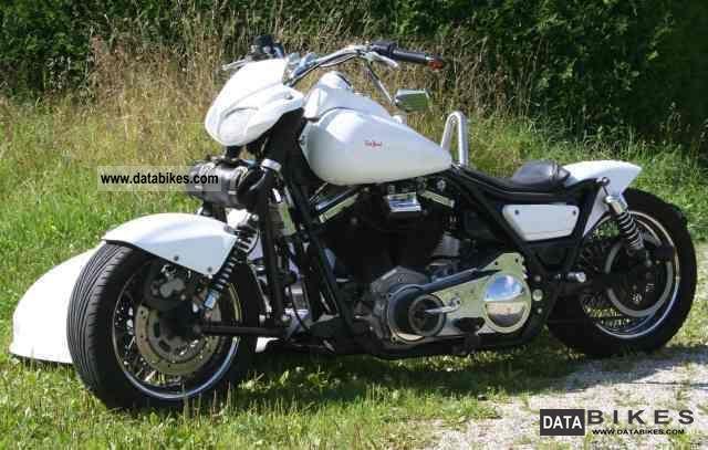 1991 Harley Davidson FXR team