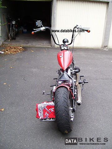 2008 Harley Davidson  West Coast Chopper Motorcycle Chopper/Cruiser photo