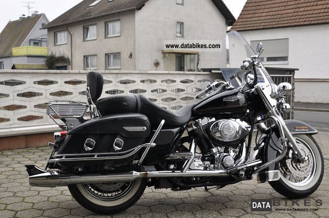 2003 Harley Davidson  Road King Classic Motorcycle Chopper/Cruiser photo