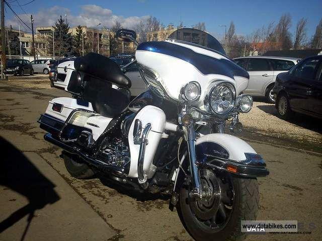 Harley Davidson  Electra Glide Ultra Classic 2007 Tourer photo