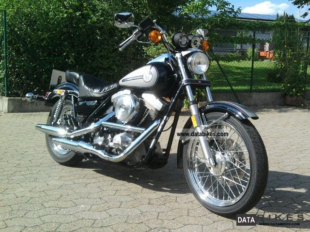 Harley Davidson  FXR (S) Low Rider (lim. Liberty Edition) 1986 Chopper/Cruiser photo