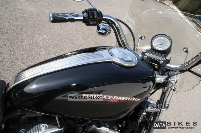2006 Harley Davidson  Sportster XL 883 Low Motorcycle Chopper/Cruiser photo