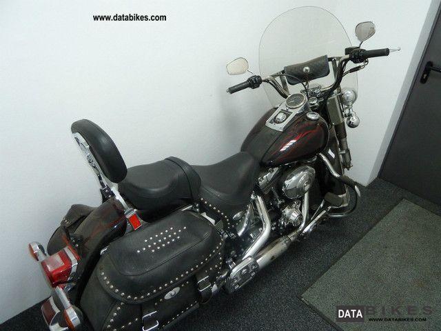 2005 Harley Davidson  Heritage Softail Motorcycle Chopper/Cruiser photo