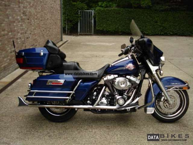 2007 Harley Davidson  Ultra Classic Motorcycle Tourer photo