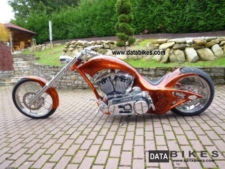 2010 Harley Davidson  DIY Custom Bike Motorcycle Chopper/Cruiser photo