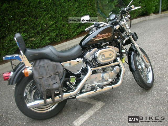 2001 Harley Davidson  à vendre Motorcycle Motorcycle photo