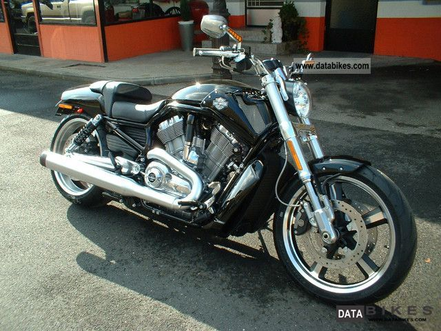 2012 Harley Davidson  V-Rod Muscle-later, German Mod.2012, ABS, Motorcycle Chopper/Cruiser photo