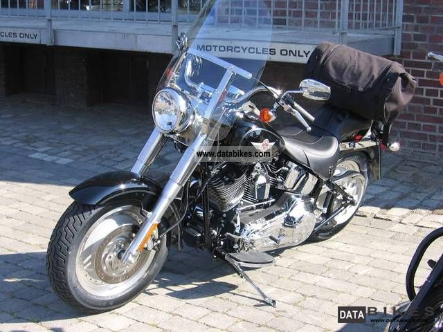 2006 Harley Davidson  FATBOY Motorcycle Chopper/Cruiser photo