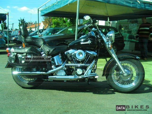 1994 Harley Davidson  Heritage Classic Softaile TOP CONDITION! Motorcycle Chopper/Cruiser photo