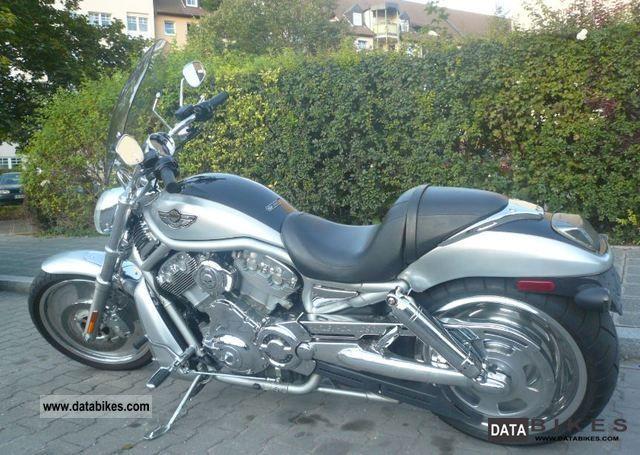 2005 Harley Davidson  V-Rod 100th Anniversary 240ziger *** Motorcycle Chopper/Cruiser photo