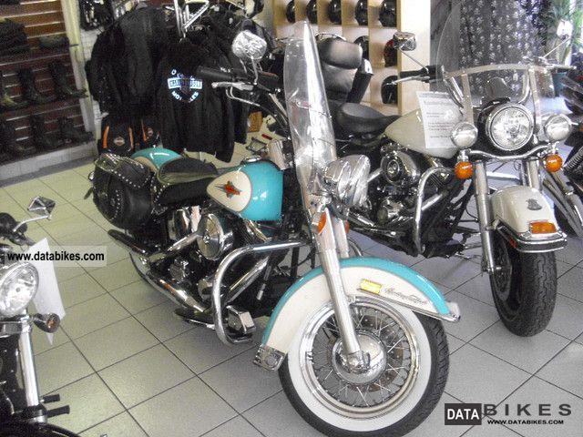 1991 Harley Davidson  Heritage Motorcycle Chopper/Cruiser photo