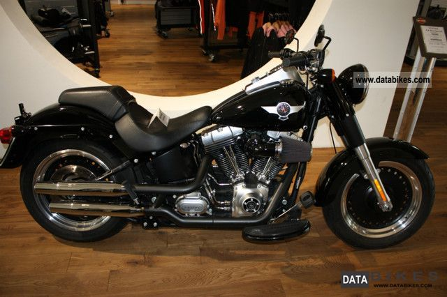 2009 Harley Davidson  -Later Softail Fat Boy Special Model 2010 Motorcycle Chopper/Cruiser photo
