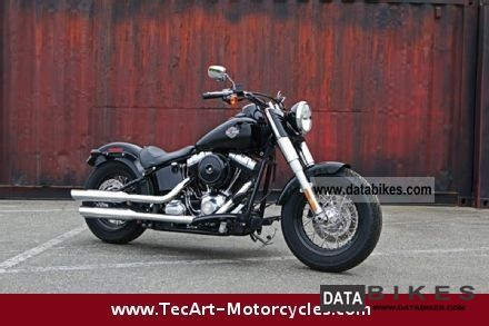 Harley Davidson  2012 Softail SLIM black, NEW, 1690ccm 2012 Chopper/Cruiser photo