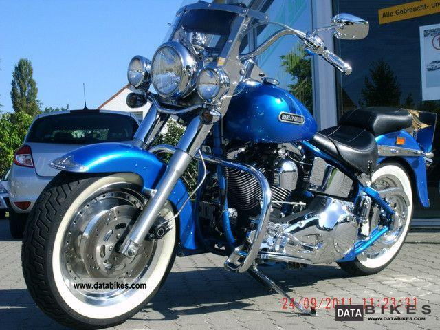Harley Davidson  Fat Boy Evo Softtail 1997 Chopper/Cruiser photo