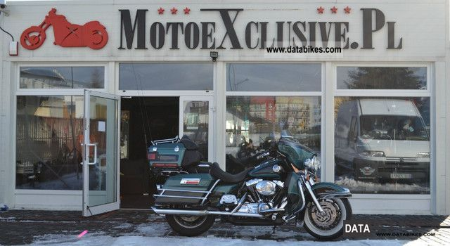 Harley Davidson  FLH Electra Glide Ultra Classic MOTO EXCLUSIVE 2002 Chopper/Cruiser photo