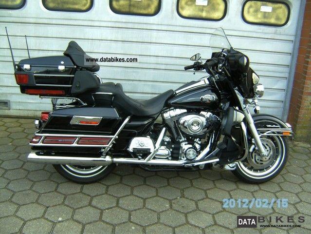 Harley Davidson  FLHTCU ULTRA CLASSIC GERMAN MODEL 2007 Tourer photo