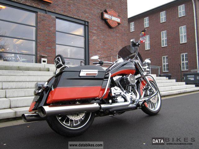 Harley Davidson  Road King 09 TWENTY-ONE! First HAND! LIKE NEW! 2009 Tourer photo