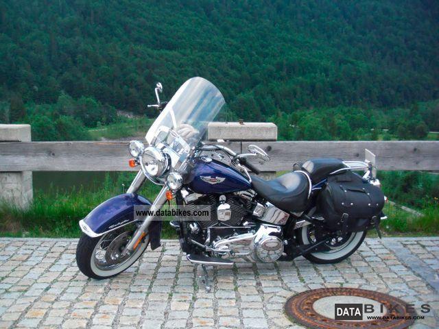 2008 Harley Davidson  Softail Deluxe Mod 2008 bargains! Motorcycle Chopper/Cruiser photo