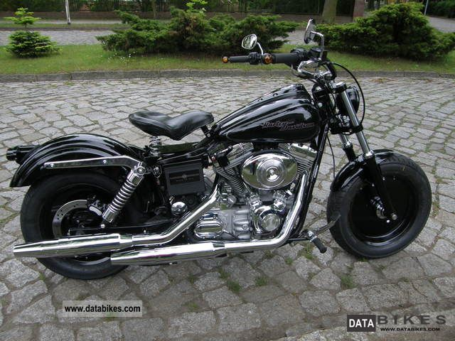 2005 Harley Davidson  Dyna Motorcycle Chopper/Cruiser photo
