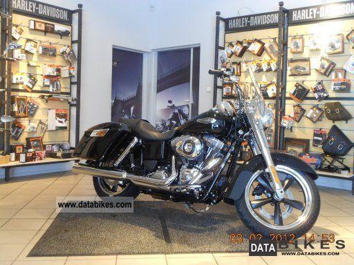2011 Harley Davidson  Dyna FDL Switchback Motorcycle Chopper/Cruiser photo