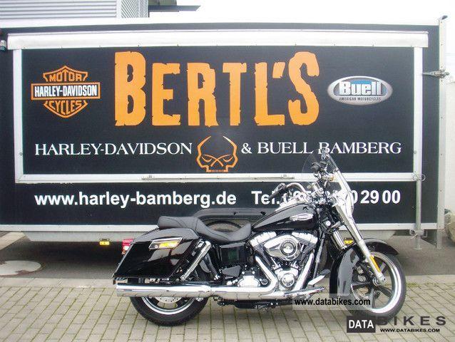 Harley Davidson  FLD Switchback 2011 Chopper/Cruiser photo