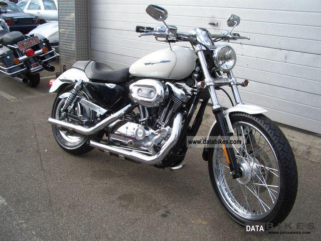 2005 Harley Davidson  XL 1200C Sportster Motorcycle Chopper/Cruiser photo