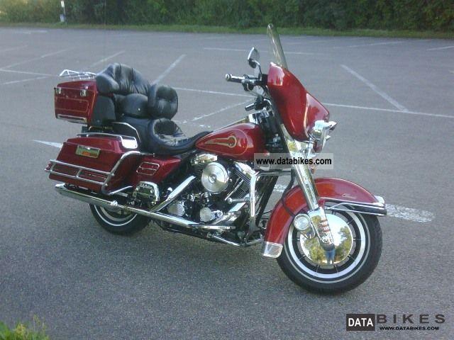 1994 Harley Davidson  FLHTC Electra Glide Motorcycle Chopper/Cruiser photo