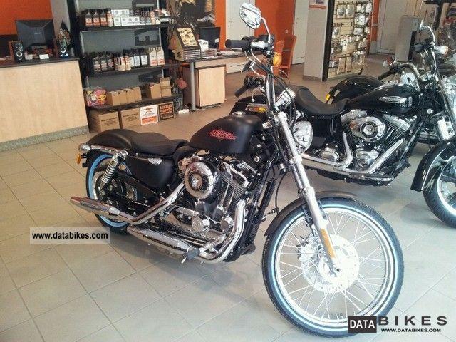 Harley Davidson  Sportster Seventy-Two XL1200V 2011 Chopper/Cruiser photo